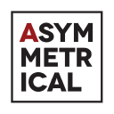 Asymmetrical Press logo