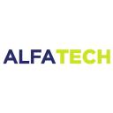 Alfa Tech logo icon