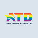 American Tire Distributors logo