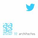 atelier 32 architectes logo
