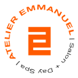 Atelier Emmanuel Salon Logo
