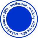 ateliermob - arquitectura, design e urbanismo lda. logo