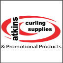 Atkins Curling Supplies & Promotional Products logo