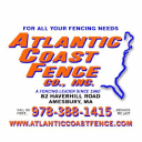 Atlantic Coast Fence Company, Inc. logo
