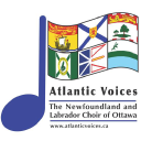 Atlantic Voices: The Newfoundland and Labrador Choir of Ottawa logo
