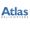 Atlas Helicopters logo icon
