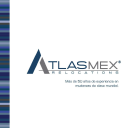 Atlasmex Relocations logo