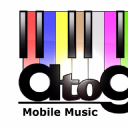 A to G Piano Teaching logo