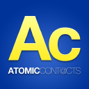 Atomic Contacts Inc. logo