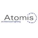 Atomis architectural lighting logo