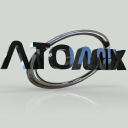 Atomix - Agence de Communication Digitale logo