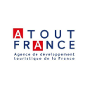 Atout France - The France Tourism Development Agency logo