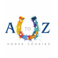 A to Z Horse Cookies Logo