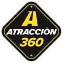 Atraccion360 logo icon