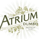 Atrium Dumbo logo icon