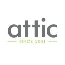 Attic Clothing logo icon
