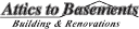 Attics to Basements Building and renovations, inc. logo