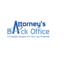 Attorney's Back Office, Inc. logo
