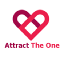 attracttheone.com logo icon