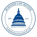 American University Business Law Review logo