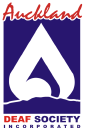 Auckland Deaf Society logo