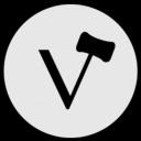 The Auction Vcommerce logo