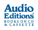 Audio Editions Books on Cassette & CD logo