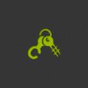 Audio Keychain logo icon
