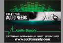 Audio Supply, Inc. logo