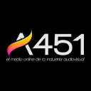 Audiovisual451.com logo