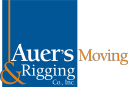 Auer's Moving & Rigging logo