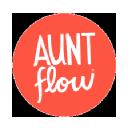 Aunt Flow logo icon