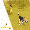 Auphaville Dog Hotel logo