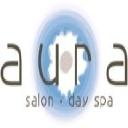 Aura Salon & Day Spa logo