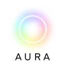 Aura Health logo icon