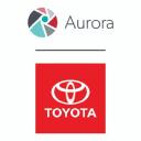 Aurora Toyota logo