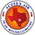 Austex Air Conditioning Services logo