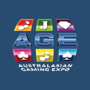Australasian Gaming Expo logo icon