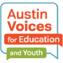 Austin Voices for Education and Youth logo