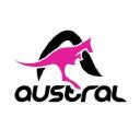 Austral sport s.a.. logo