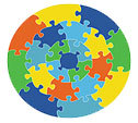 Autism Support Network logo icon
