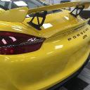 Autobahn Porsche logo