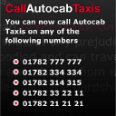 Autocab Private Hire/Taxis logo