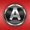 Autocenter uz logo