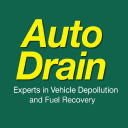 AutoDrain Experts in Vehicle Depollution and Fuel Recovery logo