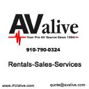 AValive.com logo