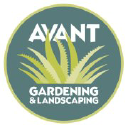 Avant Gardening and Landscaping logo