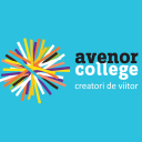 Avenor College (former Scoala Little London) logo