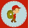 Aventurescu logo icon