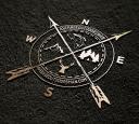 Average Outdoorsman logo icon